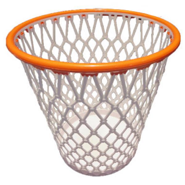 バスケットゴールかご