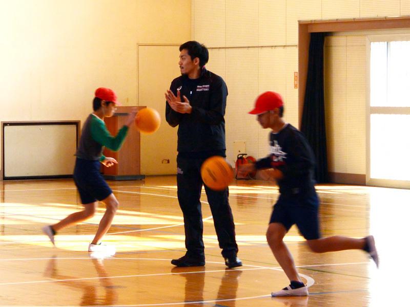 川崎市立南加瀬小学校「ふれあいスポーツ教室」