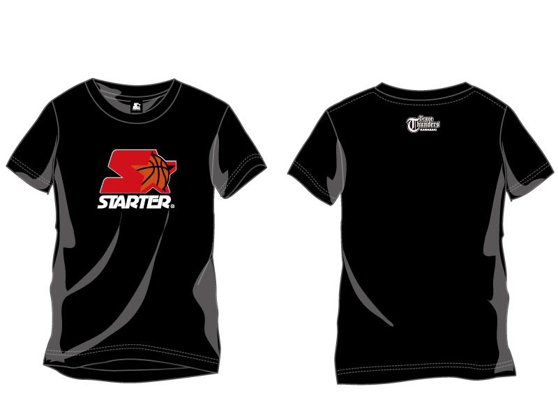STARTERコラボTシャツ