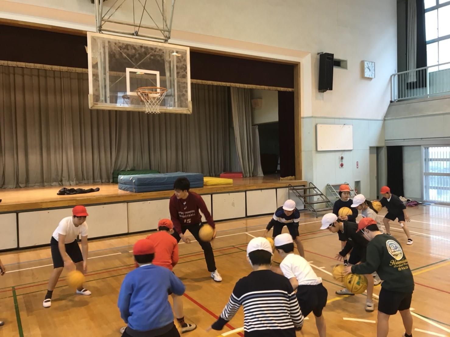 ふれあいスポーツ教室
